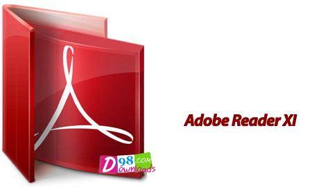 دانلود نرم افزار ادوب ریدر - Adobe Reader XI 11.0.0