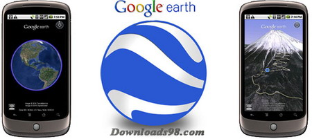 دانلود نرم افزار گوگل ارث Google Earth 7.0.1.8239 برای آندروید