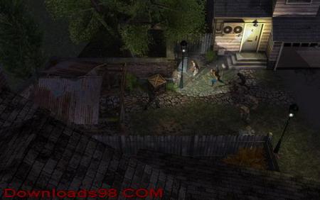 دانلود بازی ترسناک و کم حجم Dead Horde برای pc