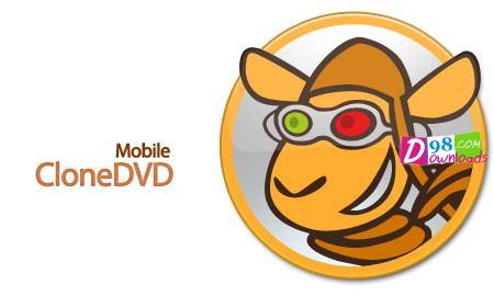 تبدیل فیلم ها به فرمت های موبایل CloneDVD Mobile 1.9.0.1 Final